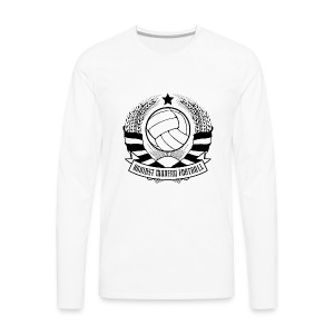 Against Modern Football - Camiseta de manga larga premium hombre