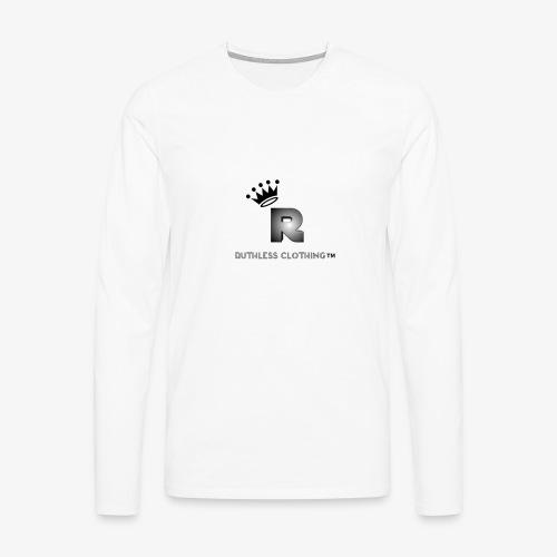 Ruthless Long sleeve shirts - Men's Premium Longsleeve Shirt