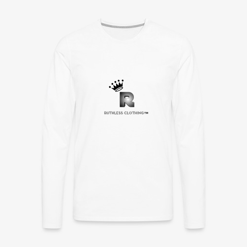 Ruthless Long sleeve shirts - Men's Premium Longsleeve Shirt
