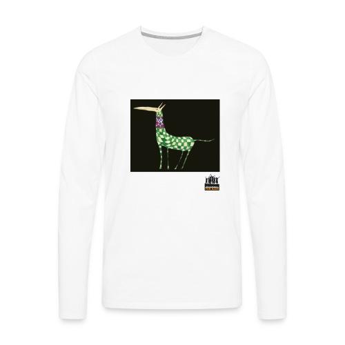 79 For kids 014 - Camiseta de manga larga premium hombre