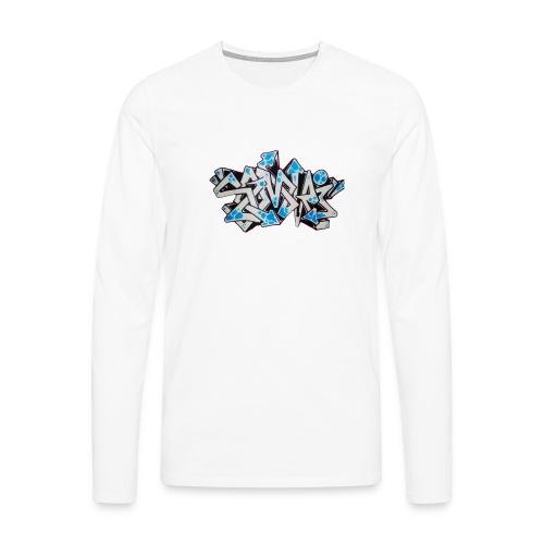 Grafit - Camiseta de manga larga premium hombre