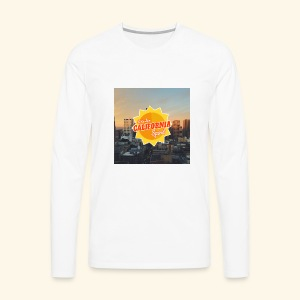 California Spirit City - T-shirt manches longues Premium Homme