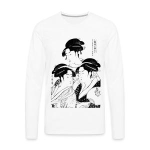 Charlique - Men's Premium Longsleeve Shirt