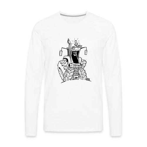 case 856XL - Mannen Premium shirt met lange mouwen