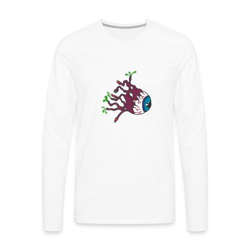 Oeil - Design by Noah M - T-shirt manches longues Premium Homme