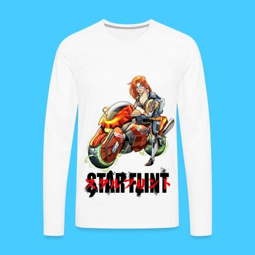 StarFlint Trixie - T-shirt manches longues Premium Homme