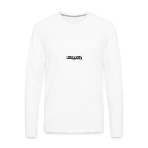 Test-Logo - Men's Premium Longsleeve Shirt