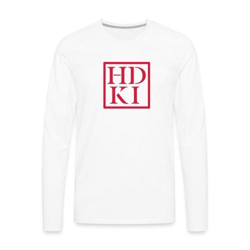 HDKI logo - Men's Premium Longsleeve Shirt