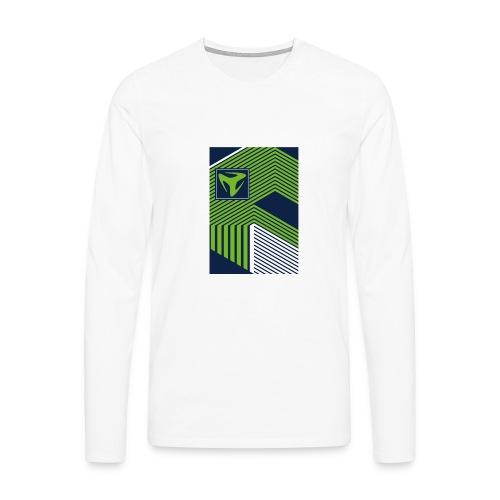 Spring/Summer 10 - Männer Premium Langarmshirt
