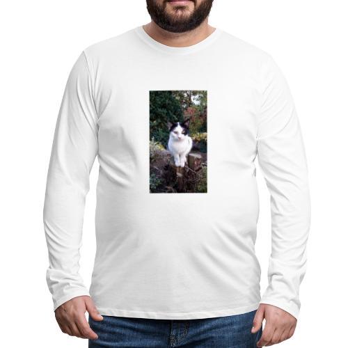 Timmi - Männer Premium Langarmshirt