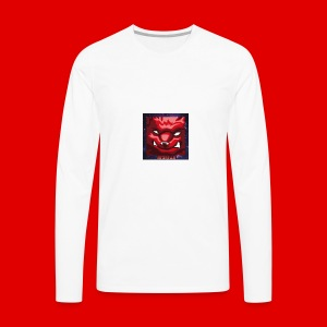 Team redBEAR Official Shirt - Långärmad premium-T-shirt herr