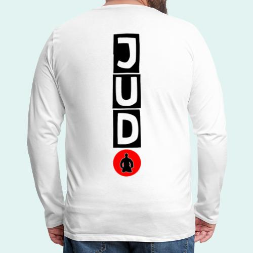Motiv Judo Japan - Männer Premium Langarmshirt