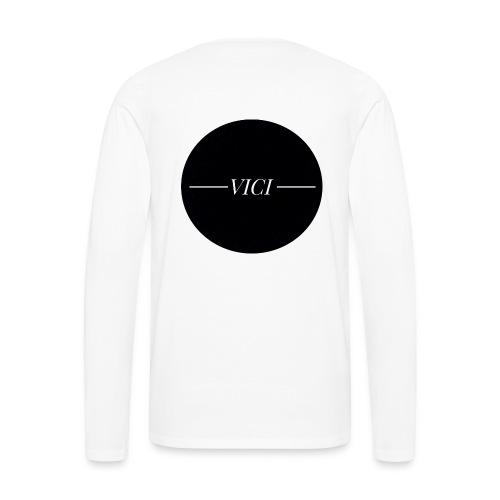 Vici #3 - T-shirt manches longues Premium Homme
