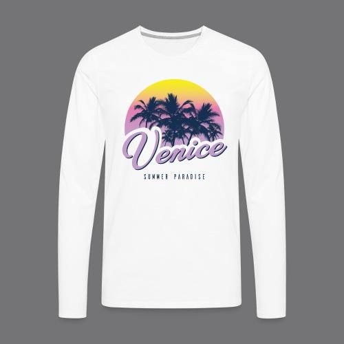 VENICE Tee Shirt - Men's Premium Longsleeve Shirt
