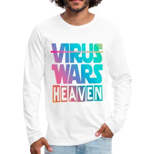 HEAVEN WARS - T-shirt manches longues Premium Homme