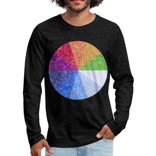 APV 10.1 - Men's Premium Longsleeve Shirt