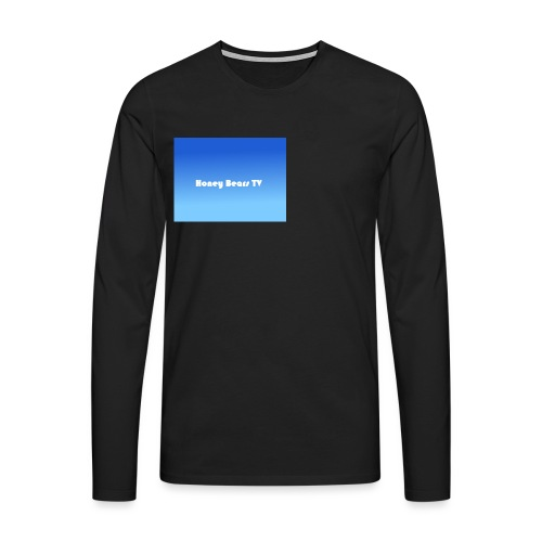 Honey Bears TV Merch - Men's Premium Longsleeve Shirt