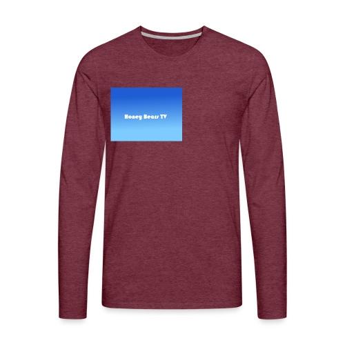 Honey Bears TV Merch - Men's Premium Longsleeve Shirt