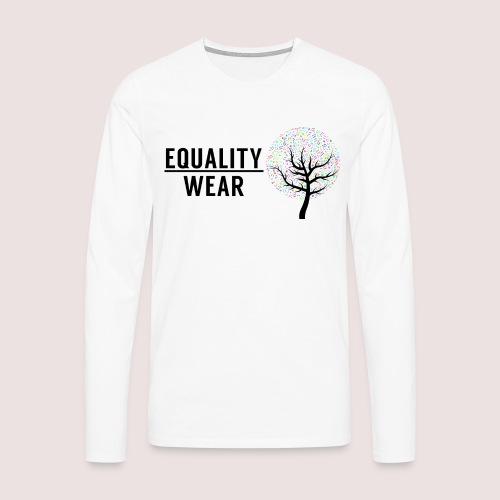 Musical Equality Edition - Men's Premium Longsleeve Shirt