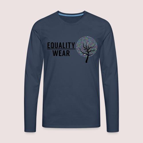 Musical Equality Edition - Men's Premium Longsleeve Shirt