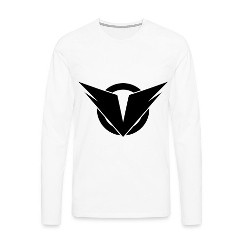 Vintry Logo on back - Männer Premium Langarmshirt