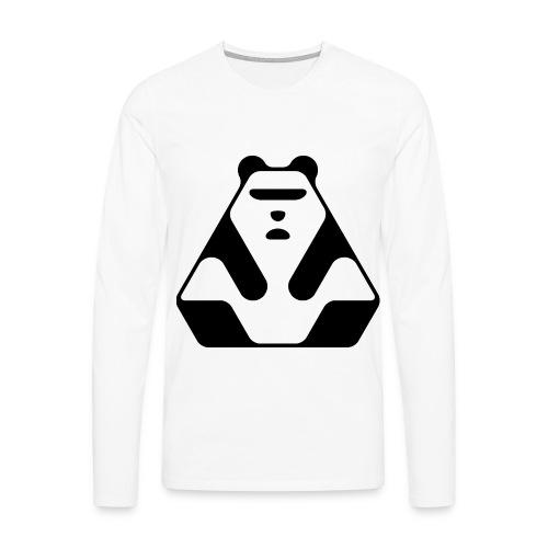 ShadowPanda Logo - Men's Premium Longsleeve Shirt