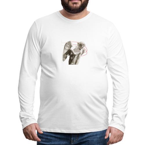 Angelo custode 2 - Maglietta Premium a manica lunga da uomo