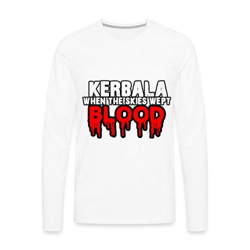 Kerbala - Men's Premium Longsleeve Shirt