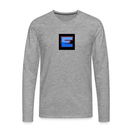 Epic Offical T-Shirt Black Colour Only for 15.49 - Men's Premium Longsleeve Shirt