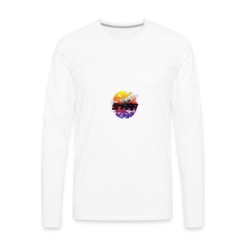 The ting goes SKRAA - Mannen Premium shirt met lange mouwen