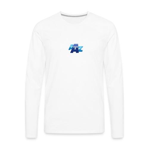 AAZ design large - T-shirt manches longues Premium Homme