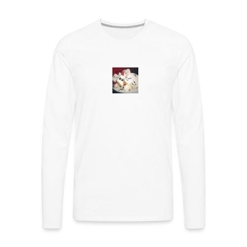 pianki - Koszulka męska Premium z długim rękawem