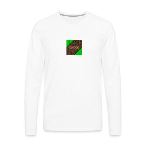 Wokky T Shirt - Långärmad premium-T-shirt herr