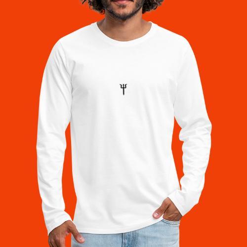 TRIDENTE - Camiseta de manga larga premium hombre