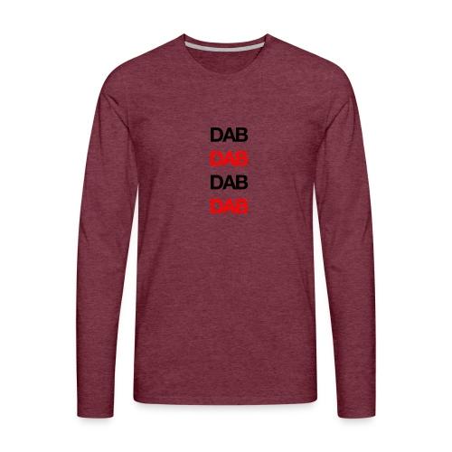 Dab - Men's Premium Longsleeve Shirt