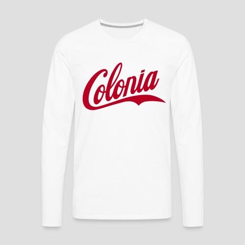 colonia - Männer Premium Langarmshirt
