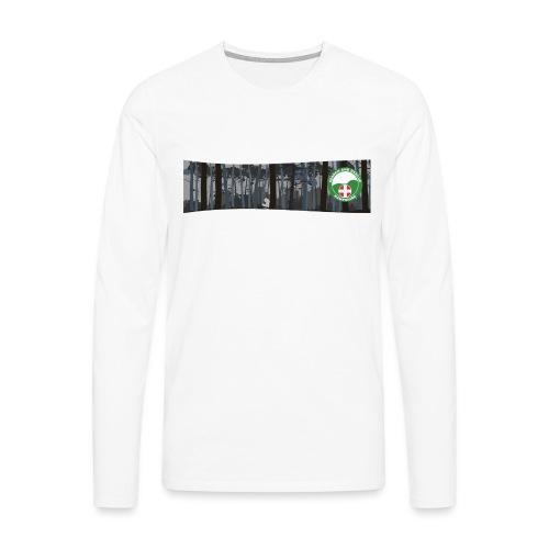 HANTSAR Forest - Men's Premium Longsleeve Shirt