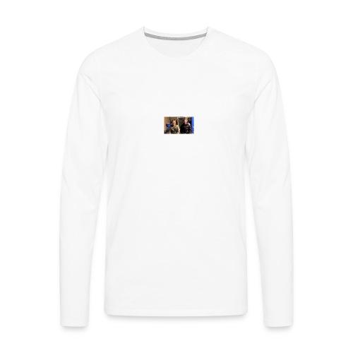 hoesje mobiel - Mannen Premium shirt met lange mouwen