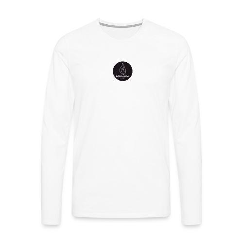 Logo Notte dei falo 3 - Maglietta Premium a manica lunga da uomo