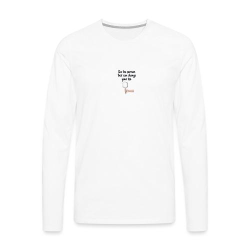 Transformation - Men's Premium Longsleeve Shirt