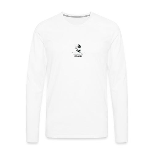 Find Yourself - Men's Premium Longsleeve Shirt