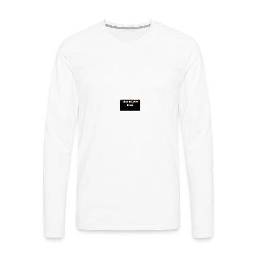 T-shirt staff Delanox - T-shirt manches longues Premium Homme