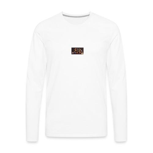 Jaiden-Craig Fidget Spinner Fashon - Men's Premium Longsleeve Shirt