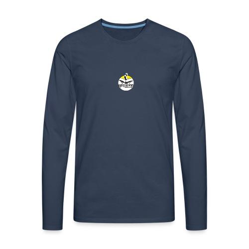 INTRODUKTION ELEKTRO STEELPANIST GREGORY BOYD - Herre premium T-shirt med lange ærmer