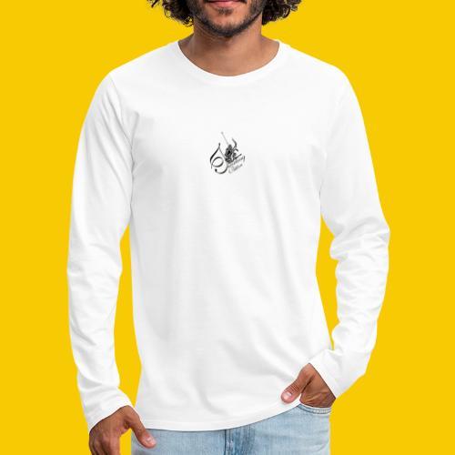 twirling b 2 - T-shirt manches longues Premium Homme