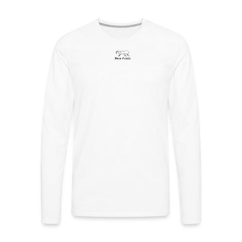 ASB Beezy German - Männer Premium Langarmshirt