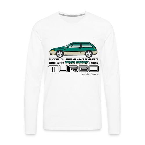 TTTurbo - T-shirt manches longues Premium Homme
