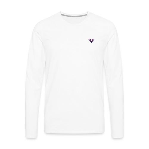 RV Logo Small - Men's Premium Longsleeve Shirt