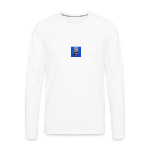 addminator - Långärmad premium-T-shirt herr