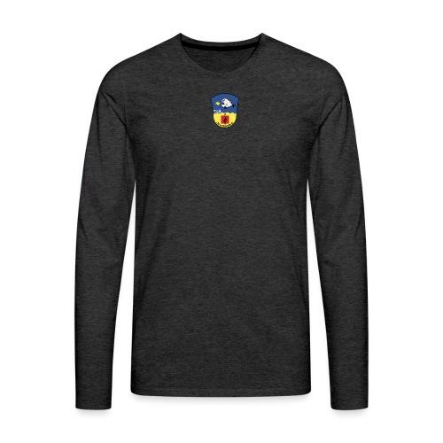 Wappen -NEU- - Männer Premium Langarmshirt